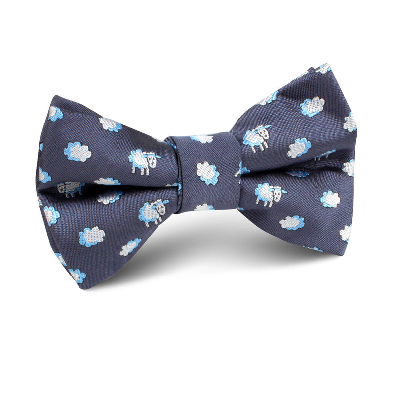 Bow Tie Cute Sheep Adjustable Bowtie for Wedding Party