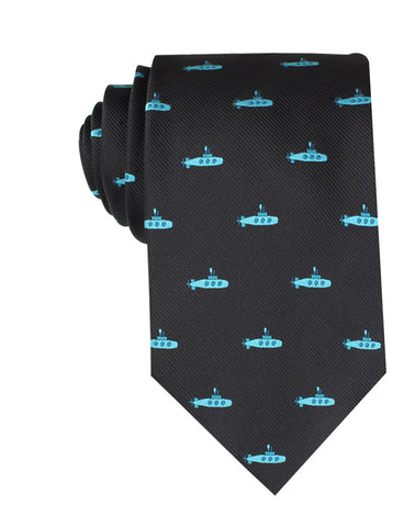 Soviet Union Submarine Necktie