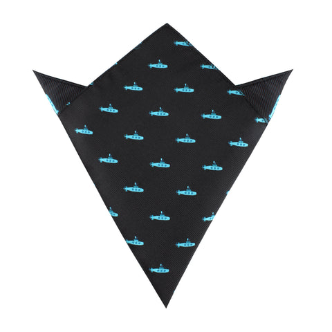 Soviet Union Submarine Pocket Square