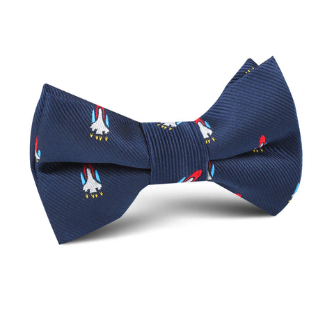 Space Shuttle Kids Bow Tie
