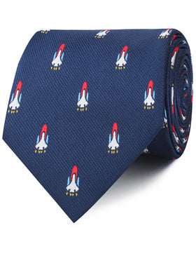Space Shuttle Necktie