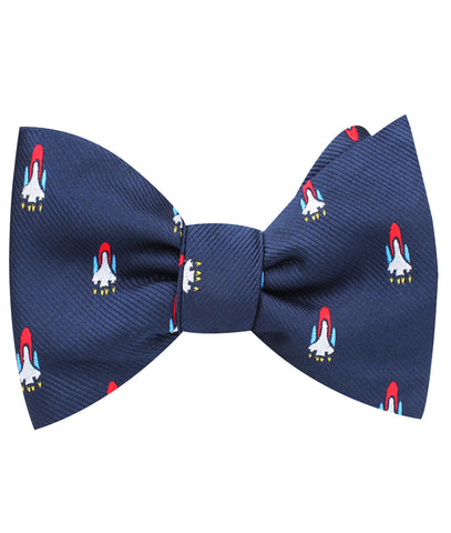 Space Shuttle Self Bow Tie