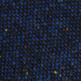 Speckles on Blue Donegal Fabric Pocket Square