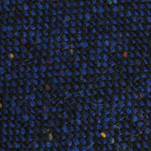 Speckles on Blue Donegal Pocket Square