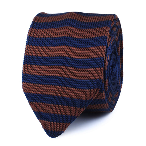 St Lucia Knitted Tie