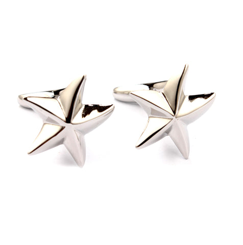 Star Fish Cufflinks