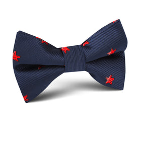 Starfish Kids Bow Tie