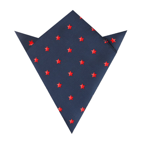 Starfish Pocket Square