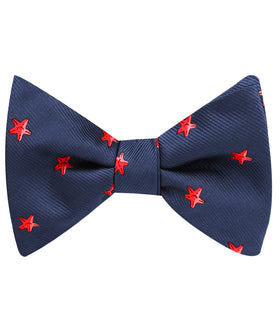 Starfish Self Bow Tie
