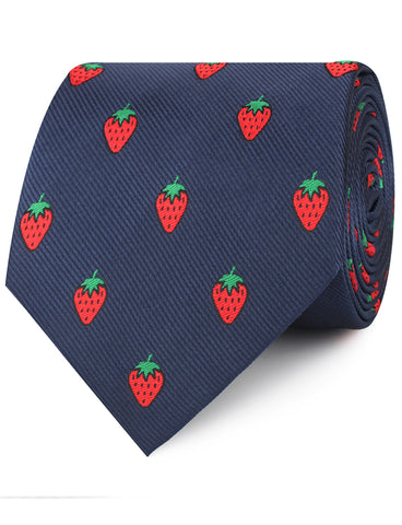 Strawberry Necktie