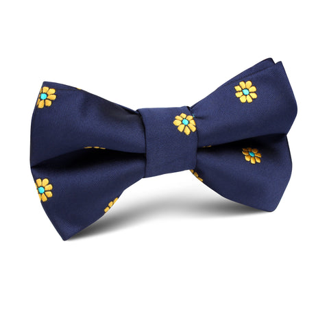 Sunflower Kids Bow Tie