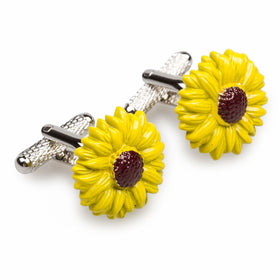 Sunflower Cufflinks