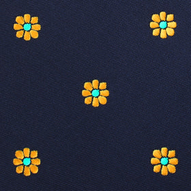 Sunflower Pocket Square