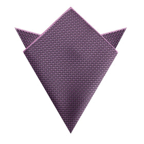 The Abacos Pink Anchor Pocket Square