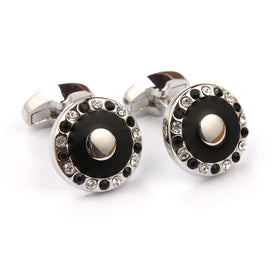 The Black Jewel Cufflinks