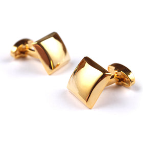 The Gold Cufflinks