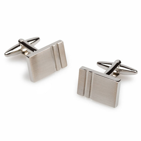The Illusionist Rectangle Cufflinks
