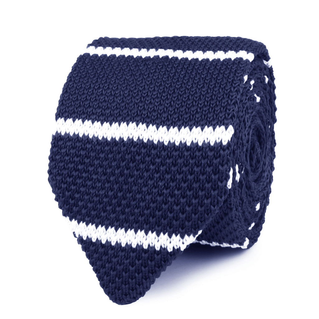 The Kai Knitted Tie
