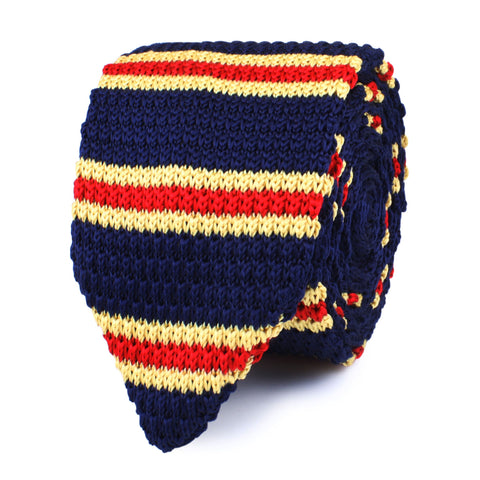 The Moroccan Knitted Tie