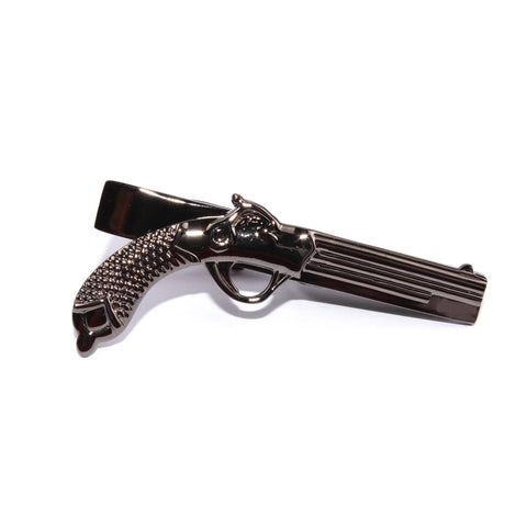 The Revolver Gun Tie Bar