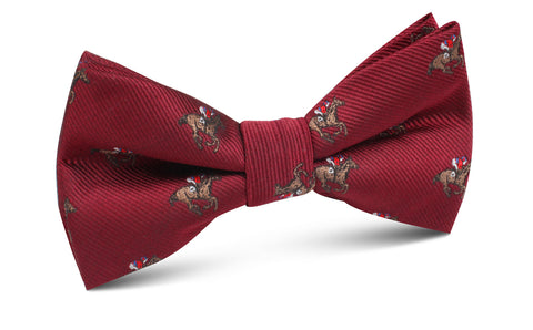 The Royal Ascot Racehorse Bow Tie