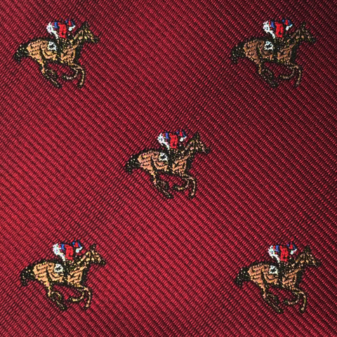 The Royal Ascot Racehorse Kids Bow Tie