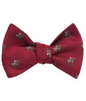The Royal Ascot Racehorse Self Bow Tie