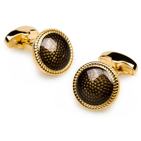 The Sultan of Egypt Saladin Cufflinks