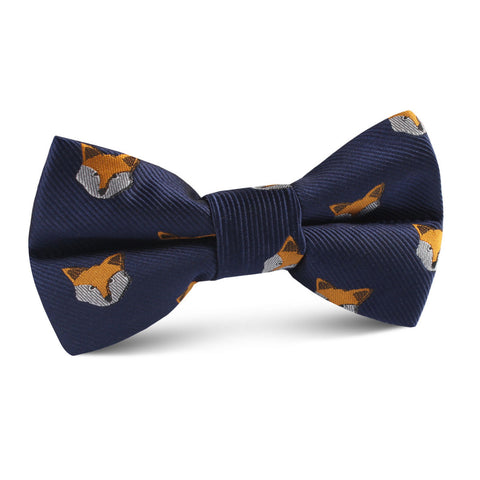 Tibetan Sand Fox Kids Bow Tie