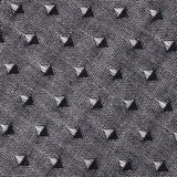 Totem Inception Black Linen Fabric Pocket Square