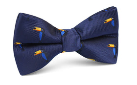 Toucan Bird Bow Tie