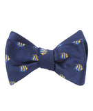 Tropical Fijian Fish Self Tied Bowtie
