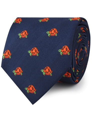 Tropical Turtle Necktie