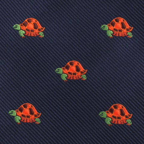 Tropical Turtle Pocket Square