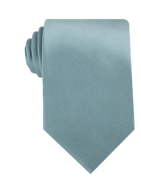 Turkish Teal Blue Weave Necktie