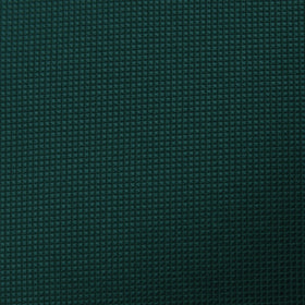 Venice Dark Green Diamond Pocket Square