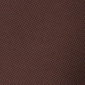 Vernazza Dark Brown Diamond Pocket Square