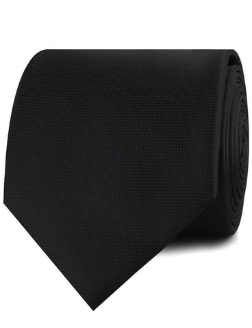Vienna Black Diamond Necktie