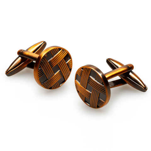 Vincent van Gogh Antique Copper Cufflinks
