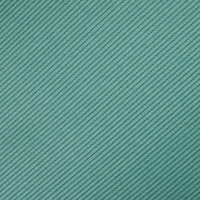 Viridian Green Twill Pocket Square