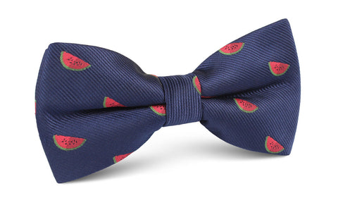 Watermelon Bow Tie