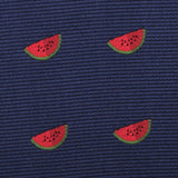Watermelon Fabric Kids Bowtie