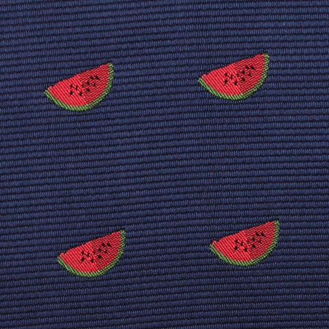Watermelon Kids Diamond Bow Tie