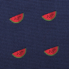 Watermelon Diamond Bow Tie