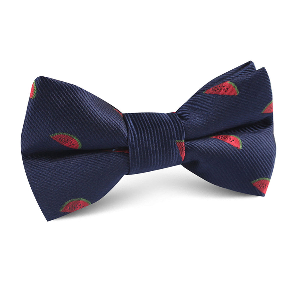 Watermelon Kids Bow Tie