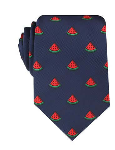 Watermelon Slice Necktie