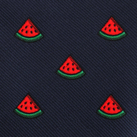 Watermelon Slice Pocket Square