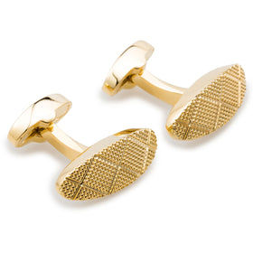 William the Conqueror Gold Cufflinks