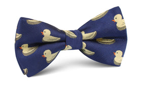 Yellow Duck Bow Tie