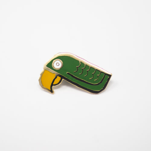 Cheeky Enamel Pin